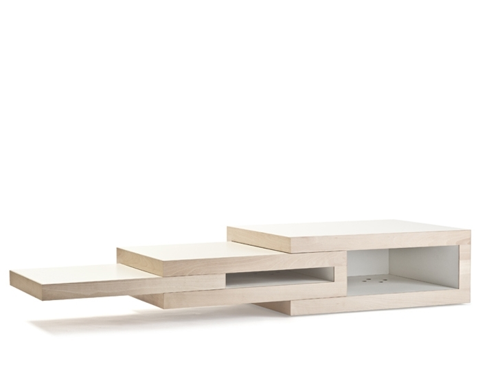 The Rek Modular Table Transforms To Fit Any Interior | Inhabitat Inside Modular Coffee Tables (View 31 of 40)