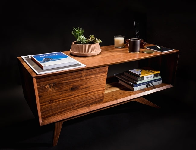 The Ultimate Coffee Table Buying Guide – Gear Patrol In Mountainier Cocktail Tables (View 18 of 40)