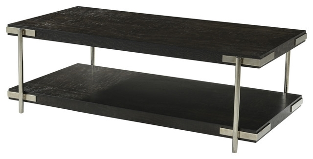 Theodore Alexander Ryll Cocktail Table – Transitional – Coffee In Alton Cocktail Tables (View 34 of 40)