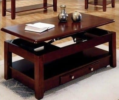 Top 10 Best Lift Top Coffee Tables In 2018 – Toptenreviewpro Pertaining To Market Lift Top Cocktail Tables (Image 34 of 40)