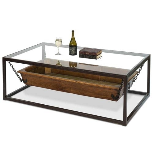 Traditional Cocktail Coffee Tables Accent Tables Free Shipping Pertaining To Wyatt Cocktail Tables (Image 26 of 40)