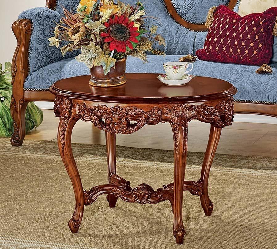 Traditional Small Coffee Table | Coffee Tables Intended For Traditional Coffee Tables (Photo 36 of 40)