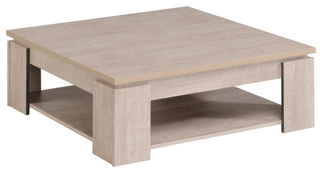 Travis Coffee Table – Transitional – Coffee Tables  Turbo Beds Inside Elba Cocktail Tables (Image 35 of 40)