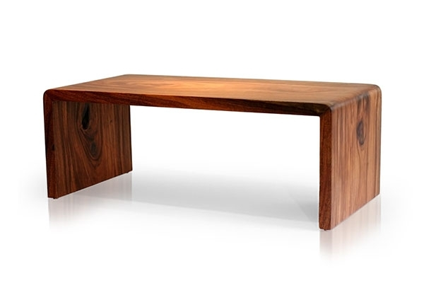 Tucker Robbins :: Waterfall Coffee Table Within Waterfall Coffee Tables (Photo 2 of 40)