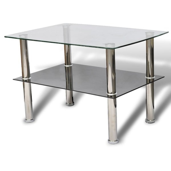 Two Tier Coffee Table | Wayfair.co (Image 36 of 40)
