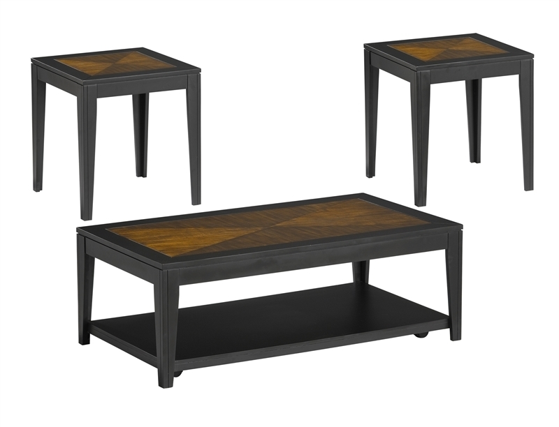 Two Tone Coffee Table Sets | Shapeyourminds For Abby Cocktail Tables (View 33 of 40)