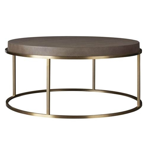 Universal Furniture Bennett Round Cocktail Table 647818 | Bellacor With Wilshire Cocktail Tables (Image 28 of 35)