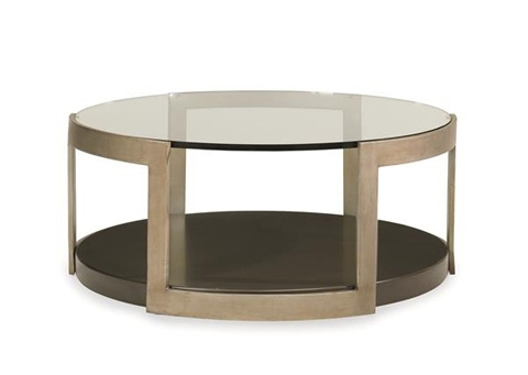 Up, Down And All Around Cocktail Table | Ats Coctab 001 | Caracole With Regard To Exton Cocktail Tables (Photo 9 of 40)