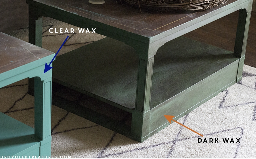 Upcycled Coffee Tables | Mountainmodernlife Pertaining To Waxed Metal Coffee Tables (Image 35 of 40)