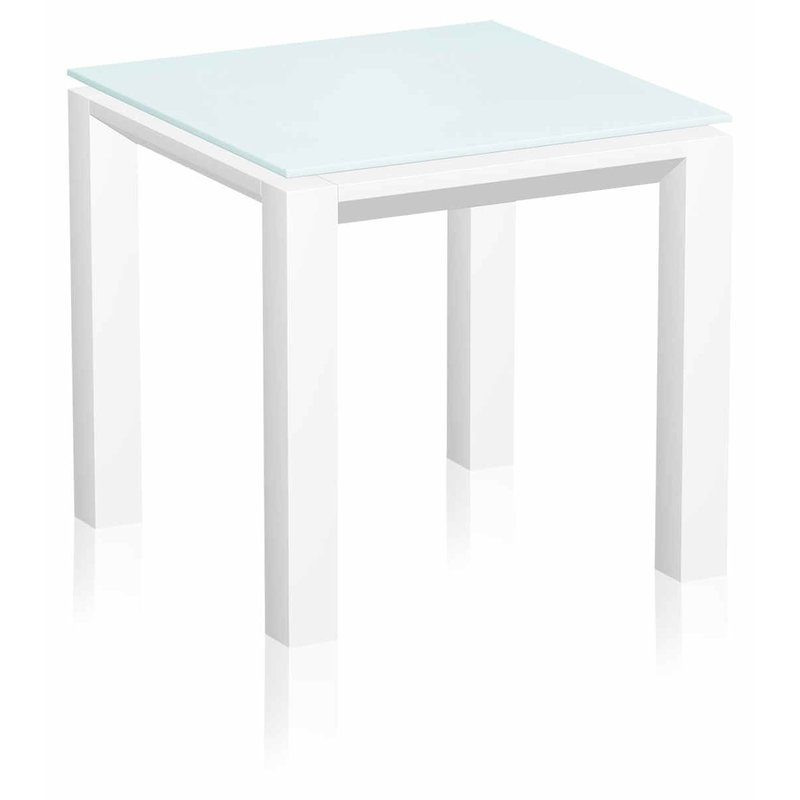 Urbanmod Elba Side Table | Wayfair Inside Elba Ottoman Coffee Tables (Photo 14 of 40)