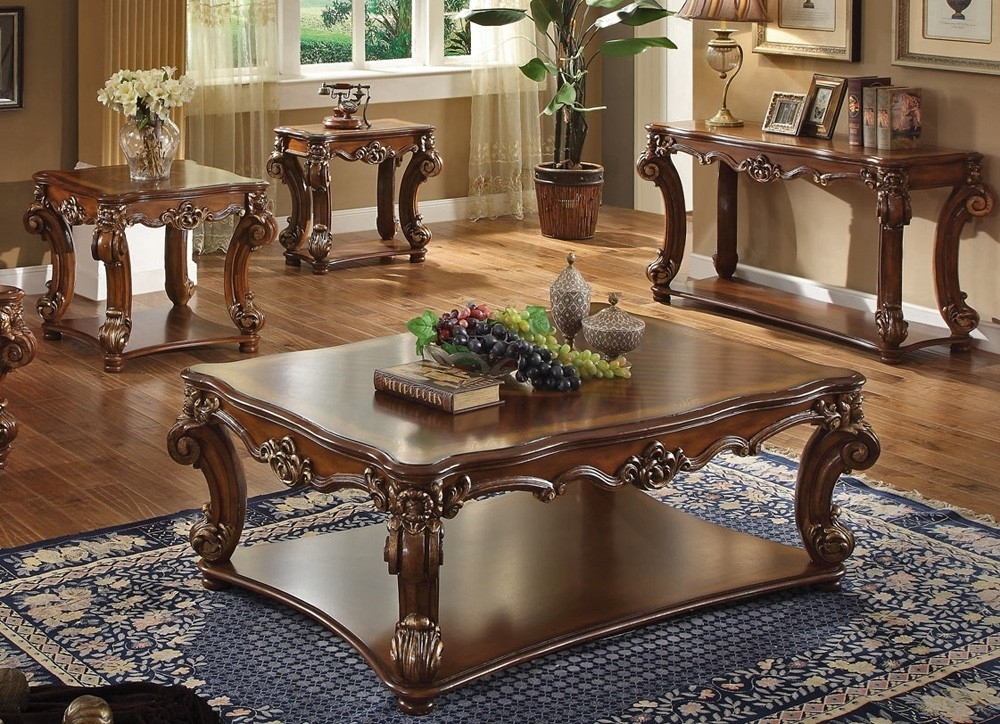 Featured Image of Traditional Coffee Tables