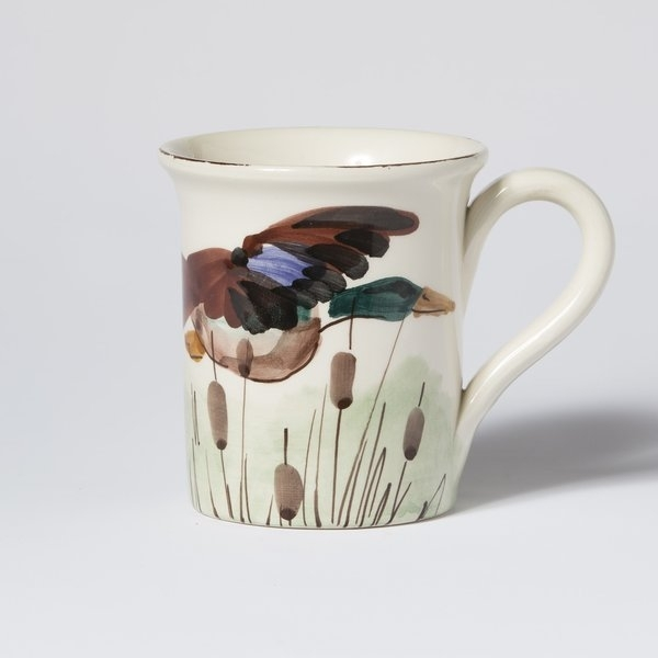 Vietri Wildlife Mallard Coffee Mug | Wayfair Intended For Mallard Cocktail Tables (View 29 of 40)