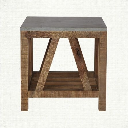 View The Holden End Table From Arhaus (View 1 of 40)