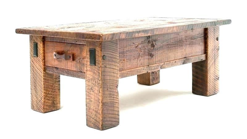 Vintage Wood Coffee Table – Mathphreak Intended For Vintage Wood Coffee Tables (Photo 8 of 40)