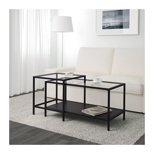 Vittsjö Nesting Tables, Set Of 2 – Ikea Within Set Of Nesting Coffee Tables (Photo 13 of 40)