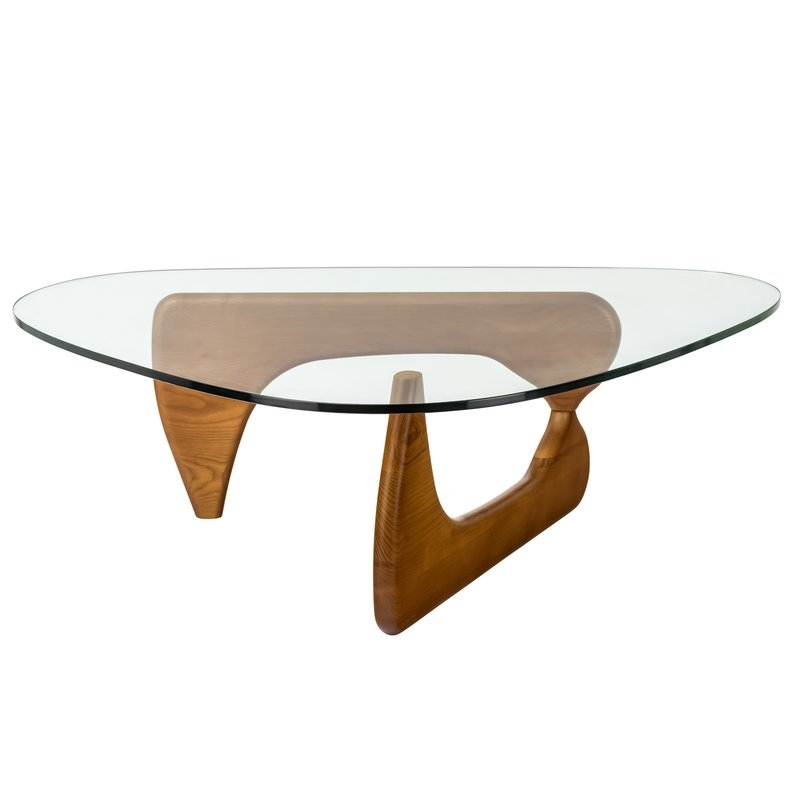 Wade Logan Grampian Coffee Table & Reviews | Wayfair Throughout Logan Cocktail Tables (View 25 of 40)