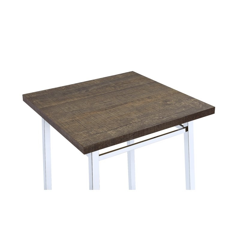 Wade Logan Potomac Pub Table & Reviews | Wayfair In Potomac Adjustable Coffee Tables (Image 32 of 40)