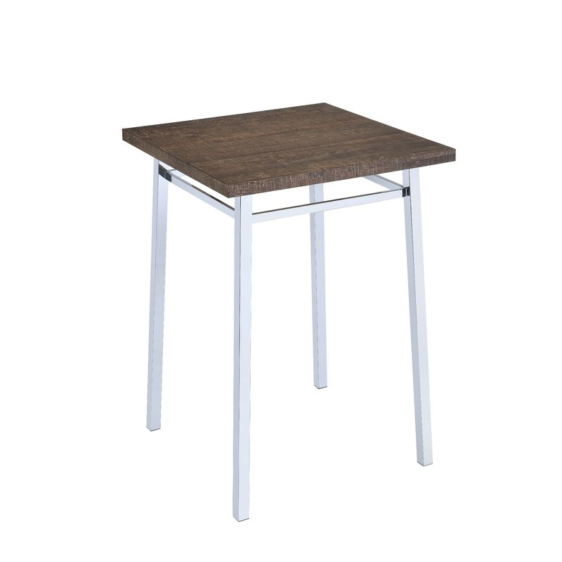 Wade Logan Potomac Pub Table & Reviews | Wayfair Intended For Potomac Adjustable Coffee Tables (View 6 of 40)