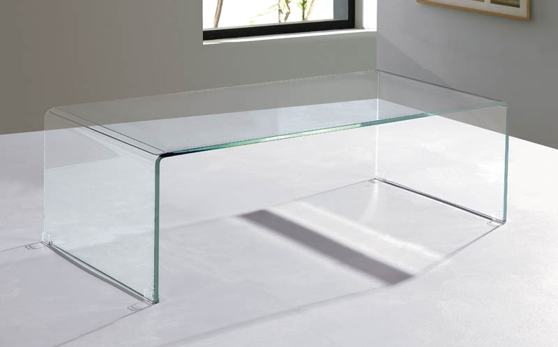 Waterfall Coffee Table Glass – Best Home Interior • With Regard To Square Waterfall Coffee Tables (View 20 of 40)