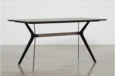 Featured Image of Weaver Dark Rectangle Cocktail Tables