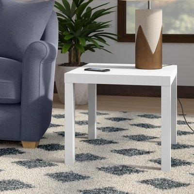 Wildon Home ® Charter End Table & Reviews | Wayfair With Carissa Cocktail Tables (Image 39 of 40)