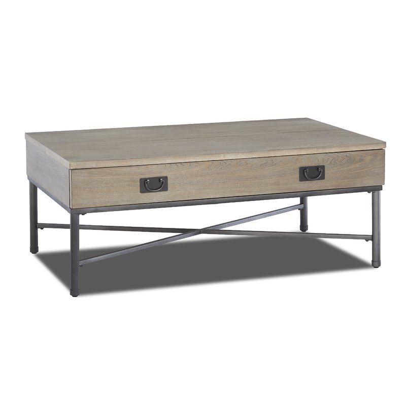 Williston Forge Kori Lift Top Coffee Table | Wayfair For Jasper Lift Top Cocktail Tables (Image 39 of 40)