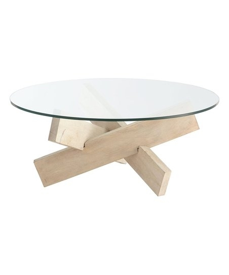 Wisteria Expressionist Coffee Table | Zulily Inside Expressionist Coffee Tables (Image 39 of 40)