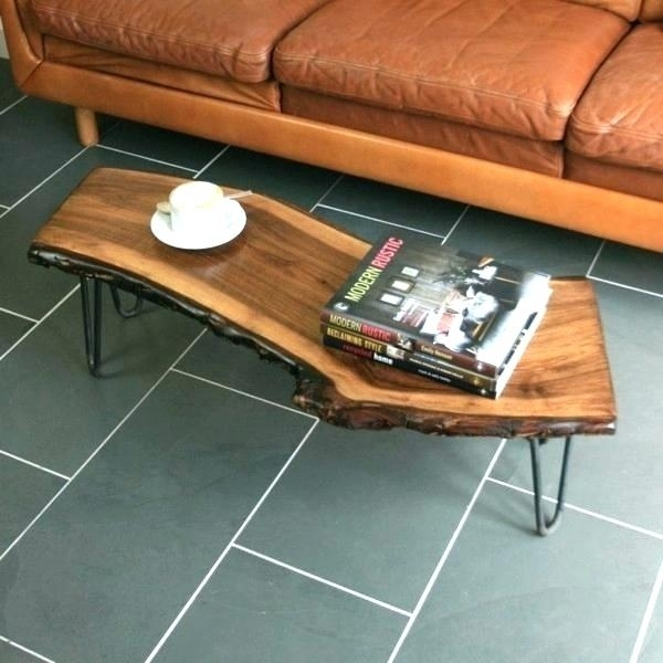 Wood Slice Coffee Table Throughout Sliced Trunk Coffee Tables (View 32 of 40)
