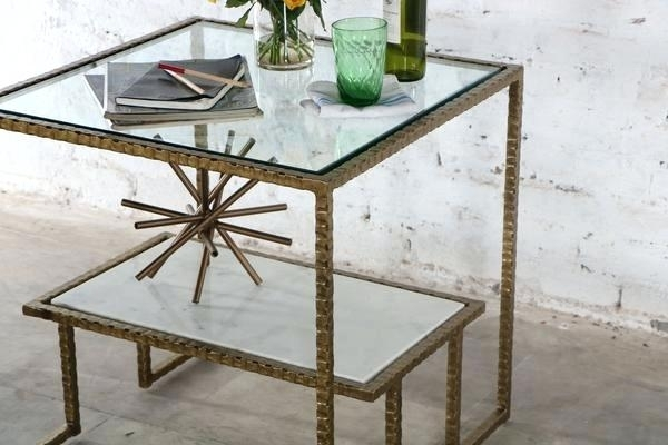 Wrought Iron Accent Tables For Sale Bronze Cactus Table Black For Cacti Brass Coffee Tables (Image 40 of 40)