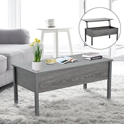 Wrought Studio Lexington Coffee Table & Reviews | Wayfair Regarding Laurent Lift Top Cocktail Tables (Image 40 of 40)