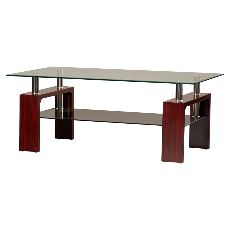Wrought Studio Palmer Square Coffee Table & Reviews | Wayfair In Palmer Storage Cocktail Tables (Image 39 of 40)