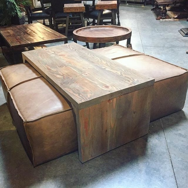 Featured Image of Mill Large Leather Coffee Tables