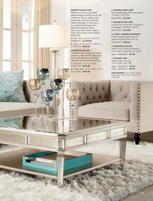 Z Gallerie – Color Full – Empire Coffee Table Inside Stately Acrylic Coffee Tables (View 15 of 40)