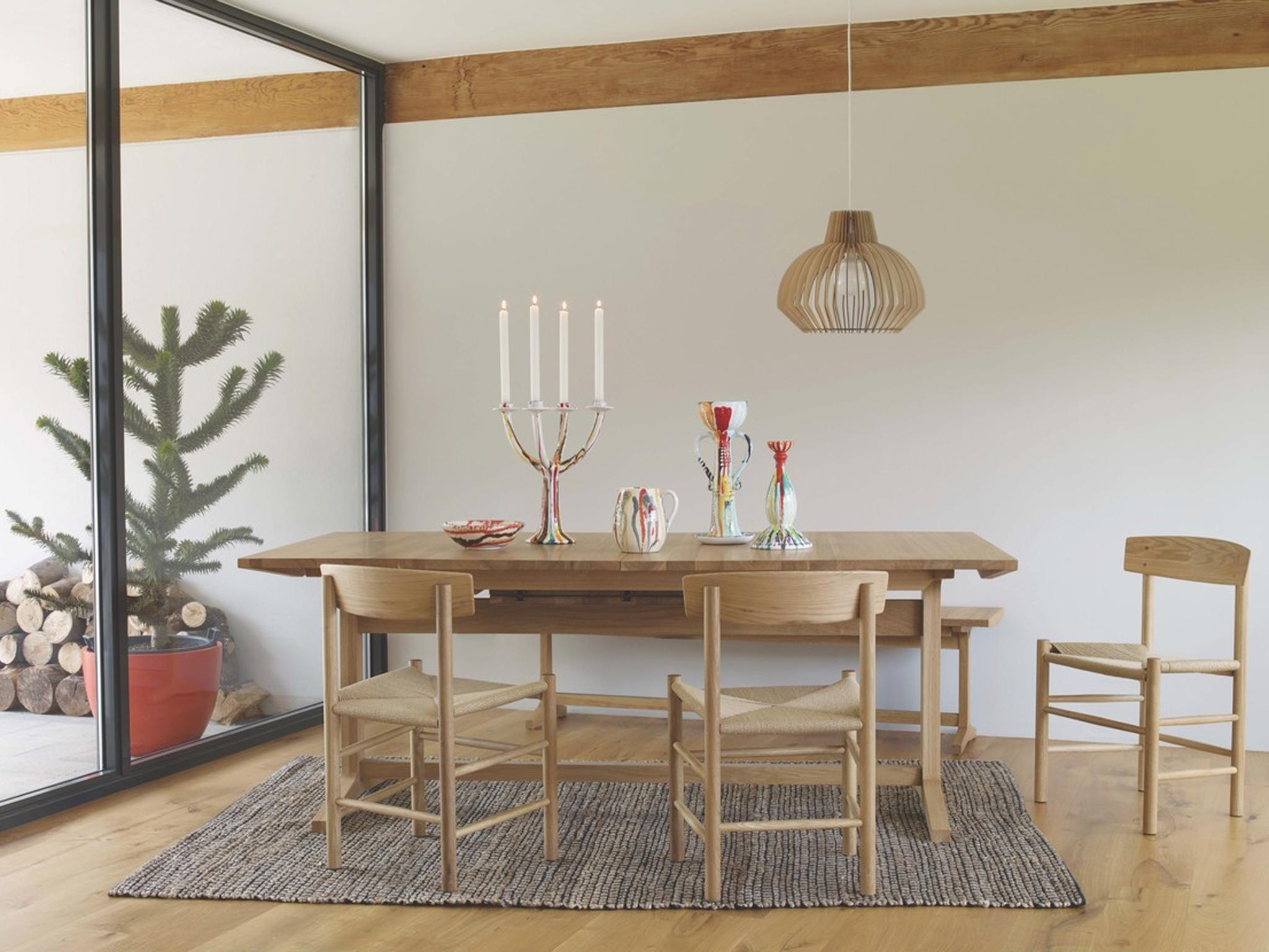 10 Best Extendable Dining Tables | The Independent In Most Up To Date Market 6 Piece Dining Sets With Host And Side Chairs (Image 1 of 20)