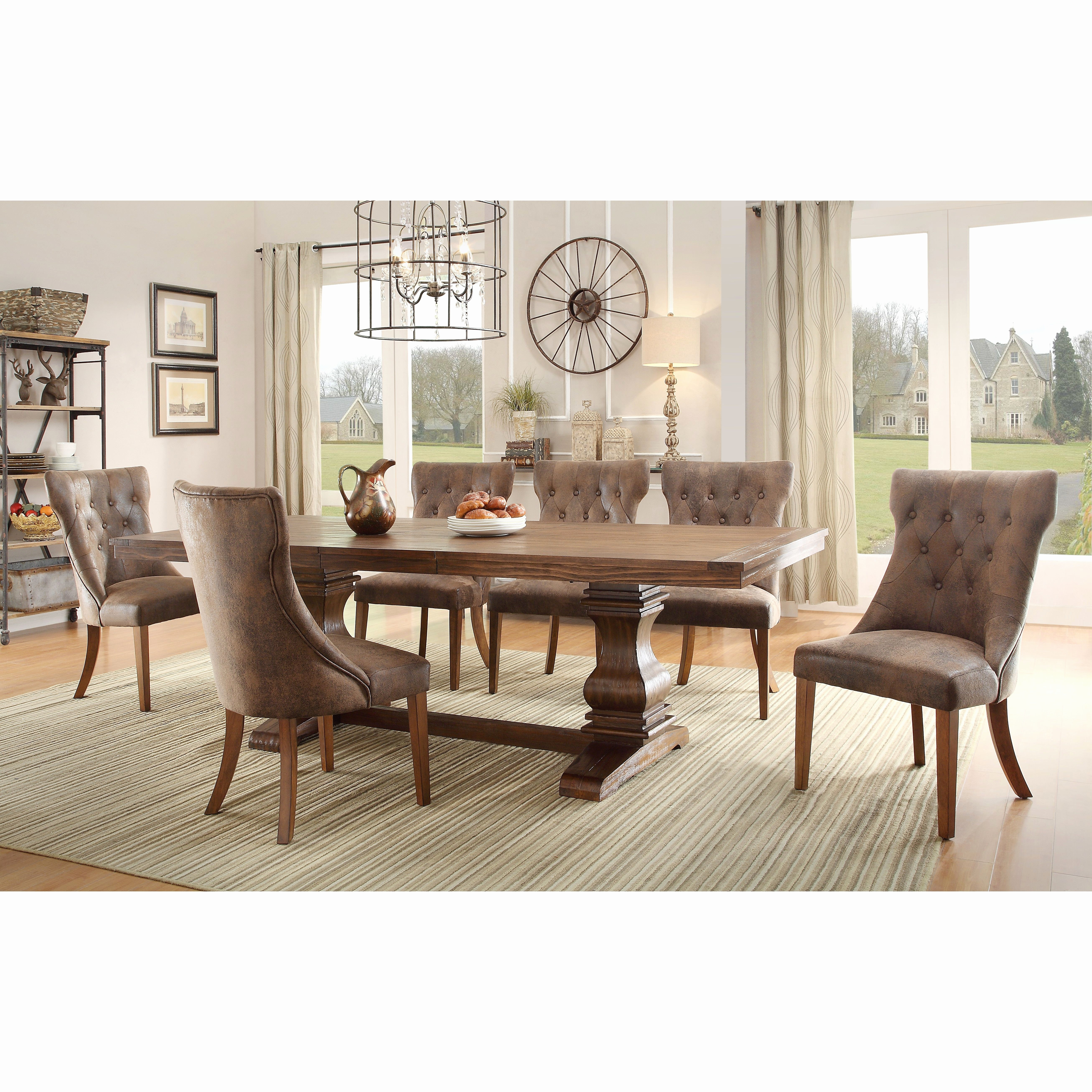 20 Elegant Coralayne Dining Set | Interiorz (Image 1 of 20)