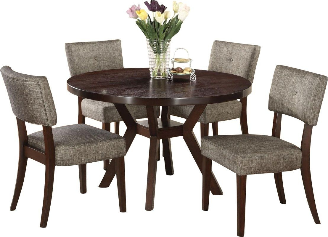 5 Piece Dining Set | Feels Like Home | Pinterest | Dining, Dining Regarding Most Popular Jameson Grey 5 Piece Counter Sets (Image 1 of 20)