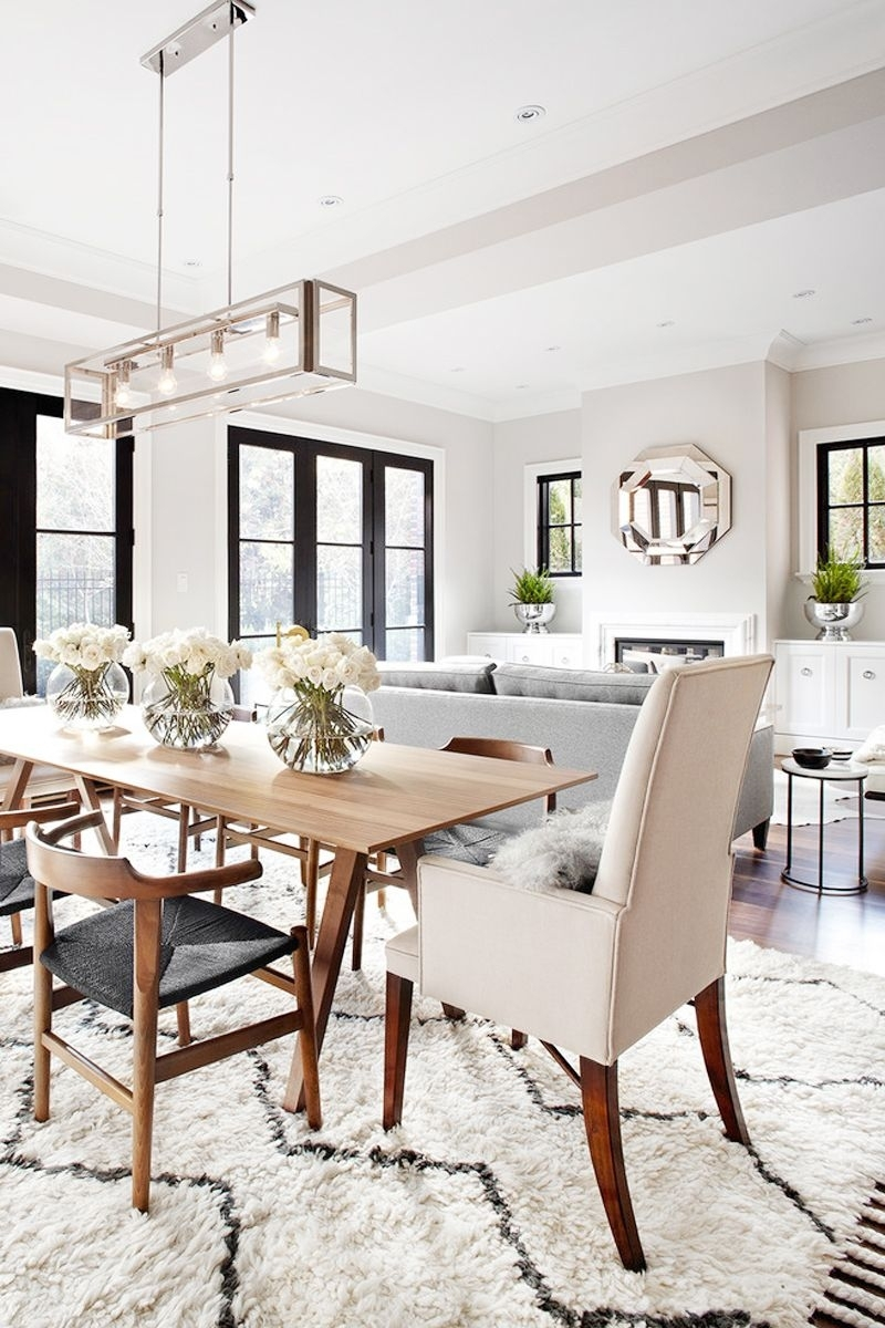 5 Ways To Make Your Dining Room Look More Expensive | Dining Rooms Pertaining To Most Recent Kirsten 6 Piece Dining Sets (Image 3 of 20)