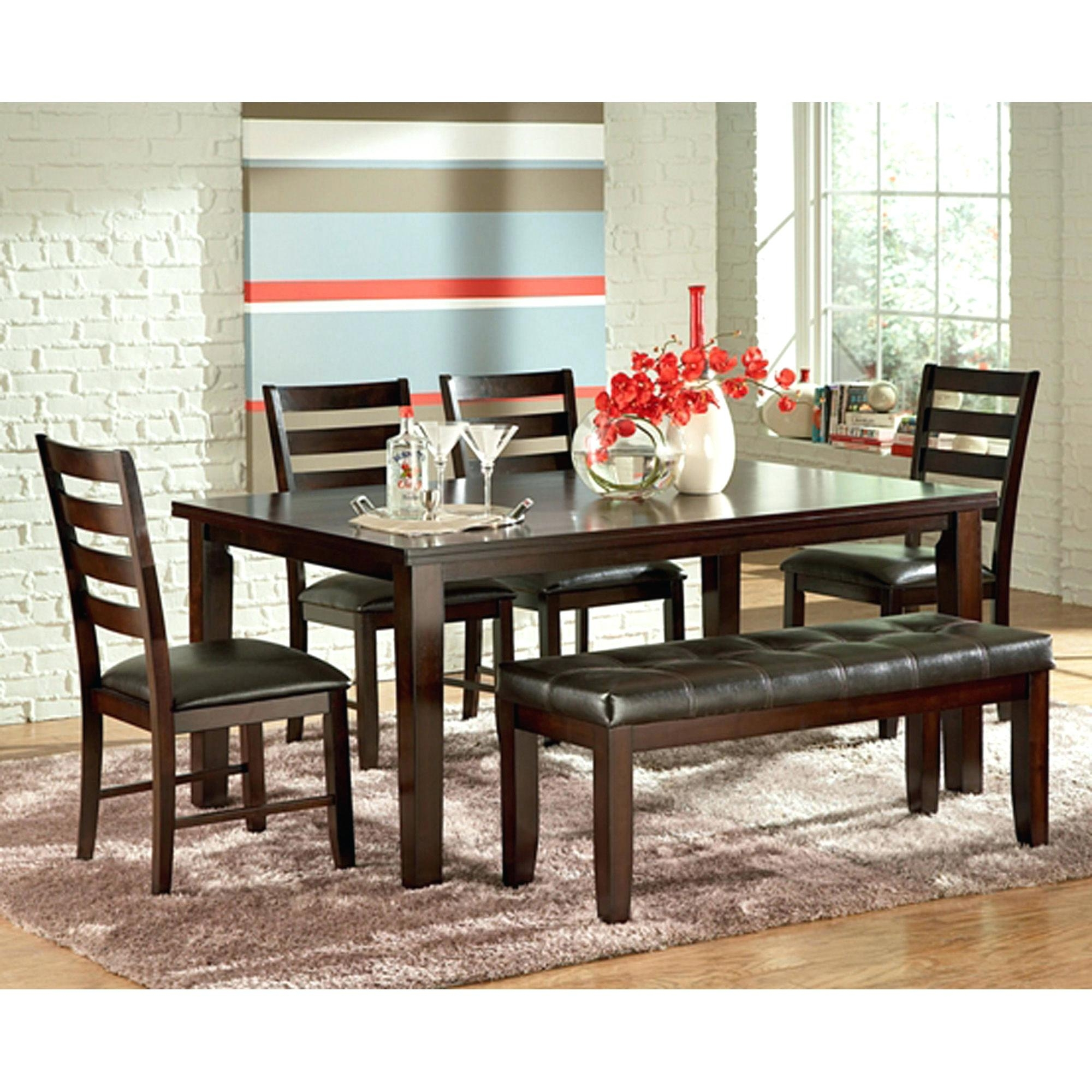6 Piece Kitchen Table Mallard 6 Piece Extension Dining Set In Most Up To Date Mallard 6 Piece Extension Dining Sets (Photo 20 of 20)
