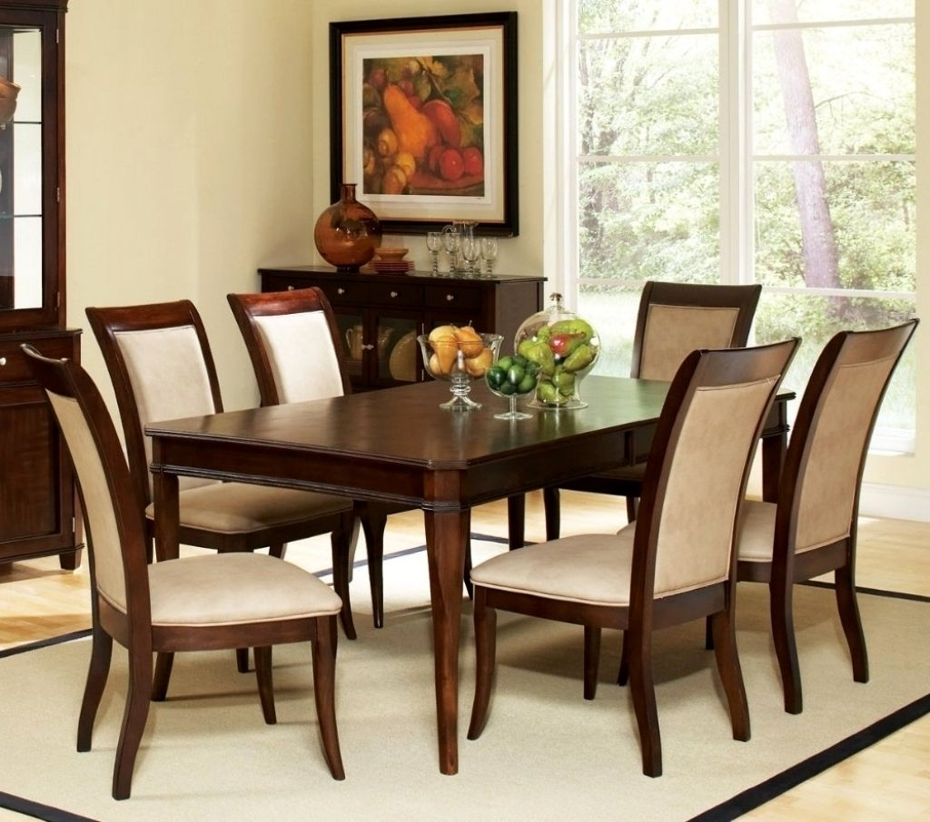 7 Piece Dining Room Set Under $500 – Chaussureairrift.club Pertaining To Best And Newest Jaxon Grey 5 Piece Round Extension Dining Sets With Wood Chairs (Photo 13 of 20)