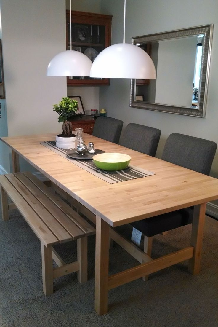 851 Best For The Home Images On Pinterest | Lunch Count, Kitchen Within Most Recent Bale Rustic Grey 6 Piece Dining Sets With Pearson Grey Side Chairs (View 16 of 20)