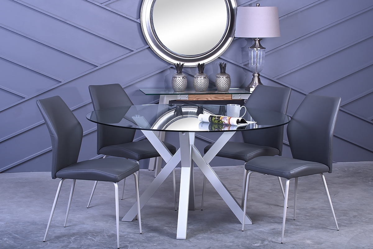 A Taste Of Dining – Furniture Stores Ireland For Best And Newest Grady 5 Piece Round Dining Sets (Image 1 of 20)