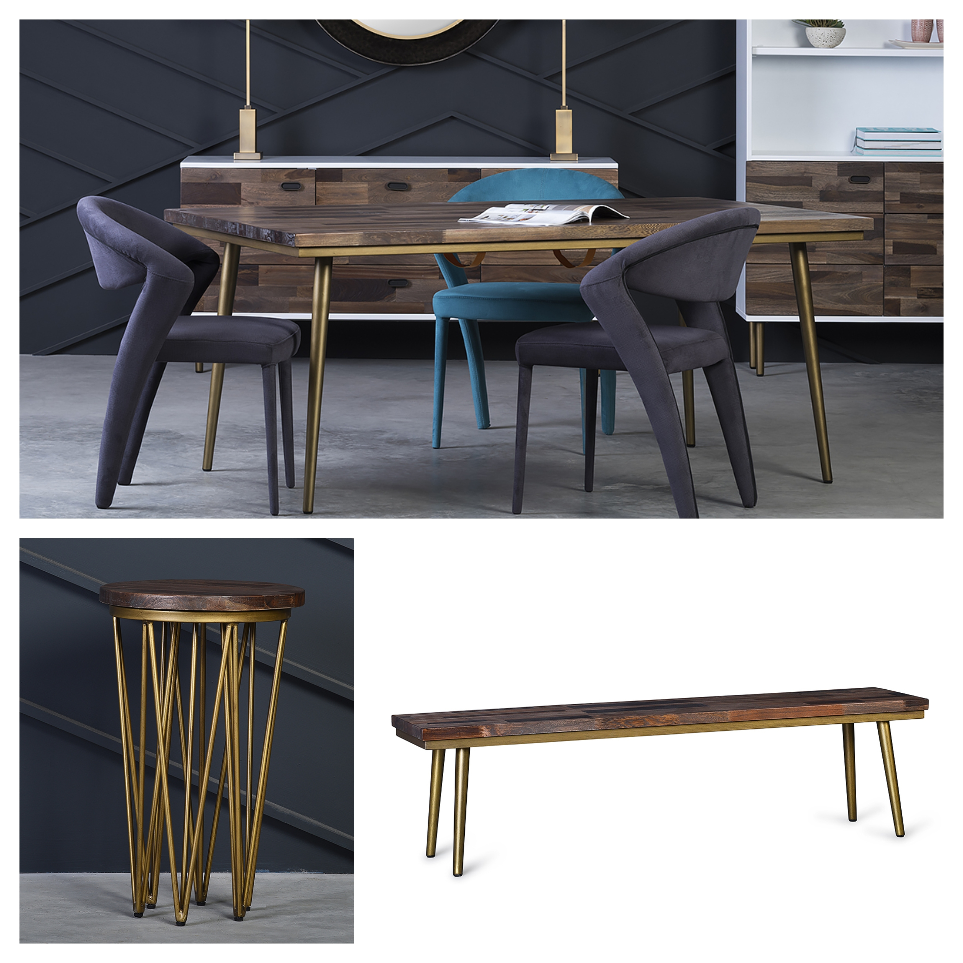 A Taste Of Dining – Furniture Stores Ireland In Most Recently Released Grady 5 Piece Round Dining Sets (Image 2 of 20)