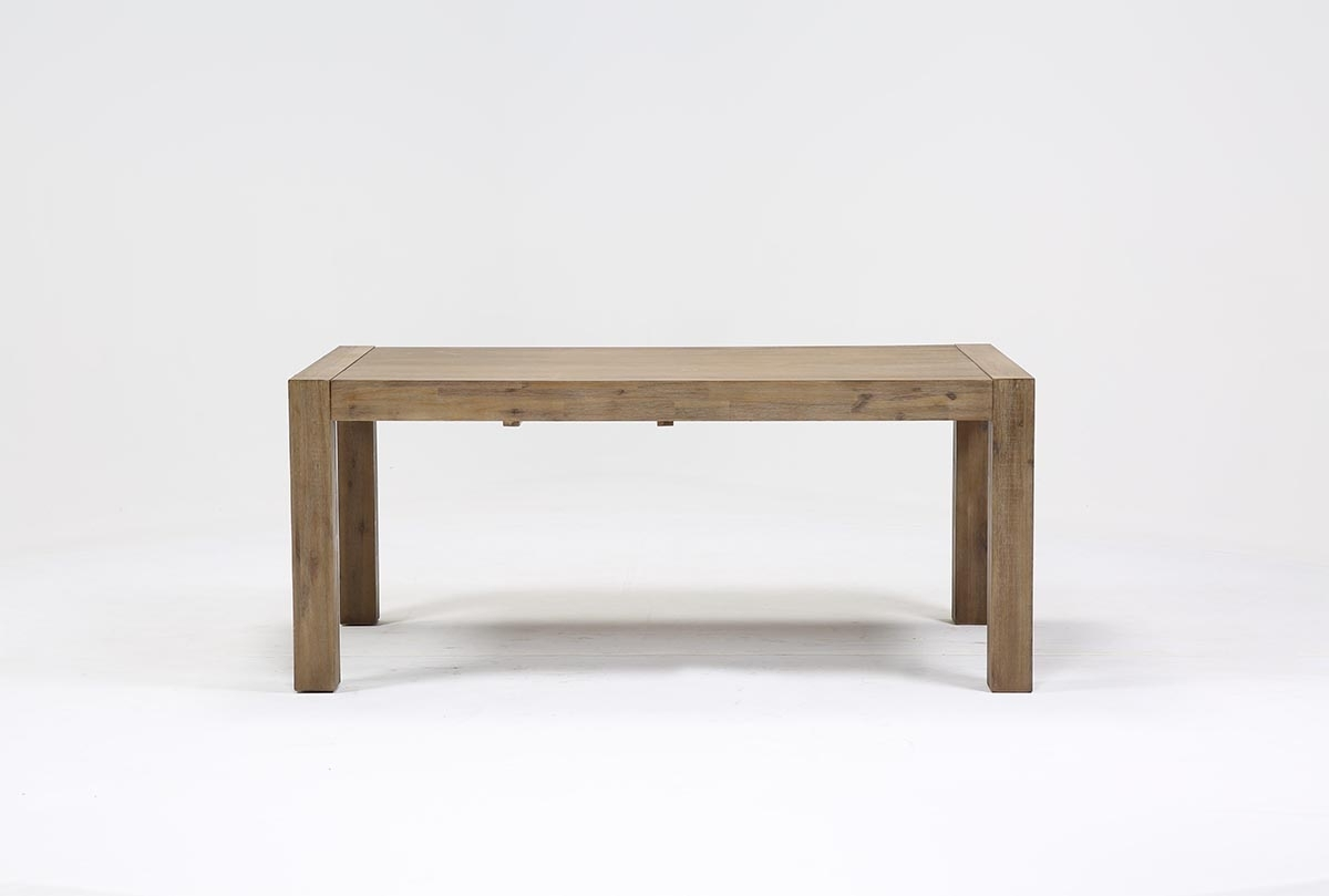 Amos Extension Dining Table | Living Spaces Pertaining To Recent Amos 6 Piece Extension Dining Sets (Image 8 of 20)