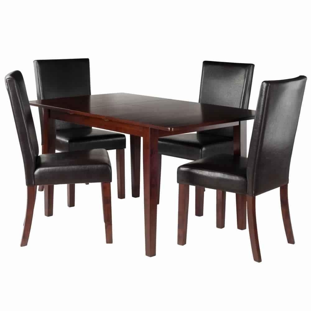 Anna 5 Pc Dining Table Set W/ Chairs In 2018 | Products | Pinterest In Most Current Laurent 7 Piece Rectangle Dining Sets With Wood Chairs (Image 2 of 20)
