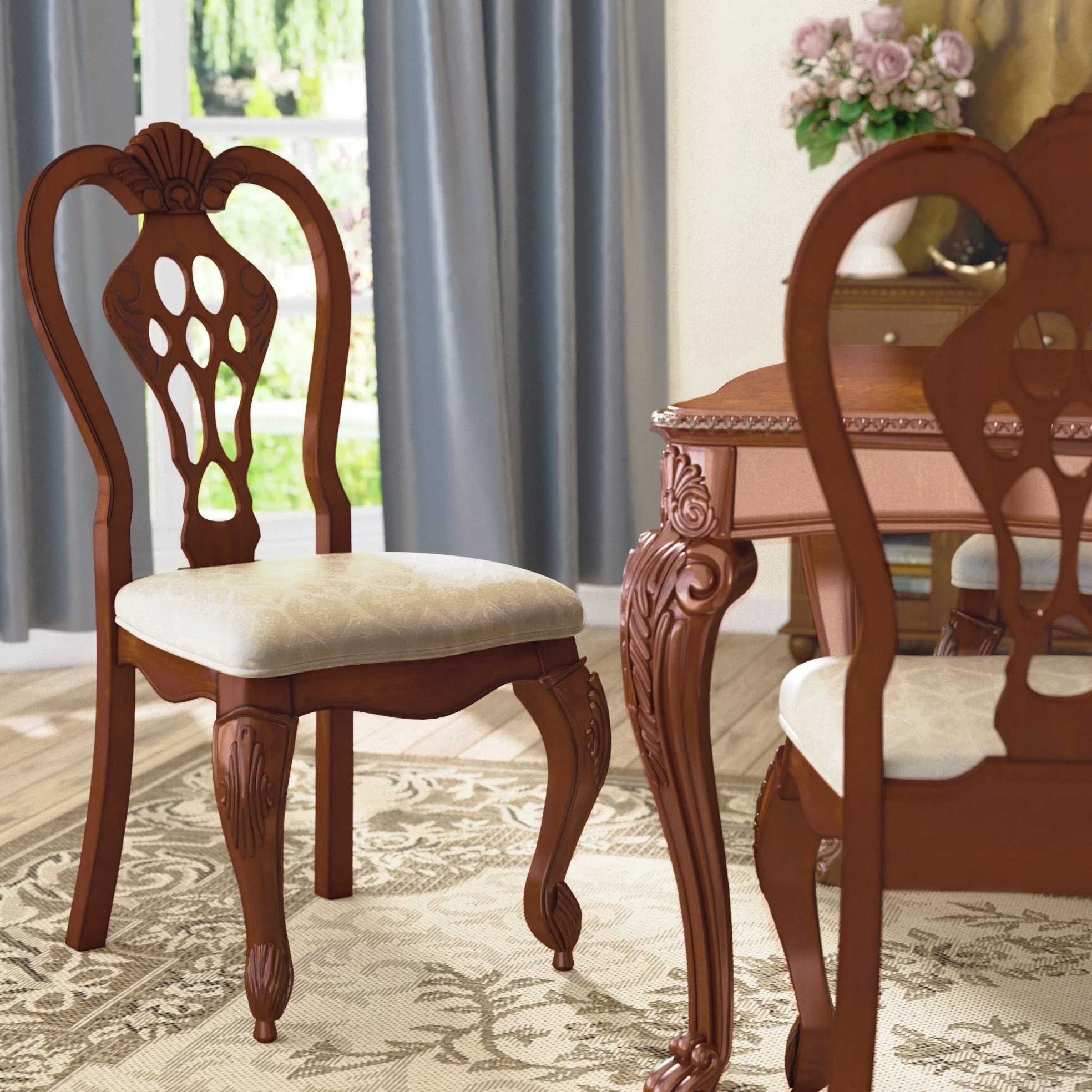 Astoria Grand Cavalier 5 Piece Extendable Dining Set & Reviews | Wayfair With Latest Jaxon 5 Piece Extension Counter Sets With Wood Stools (Image 2 of 20)
