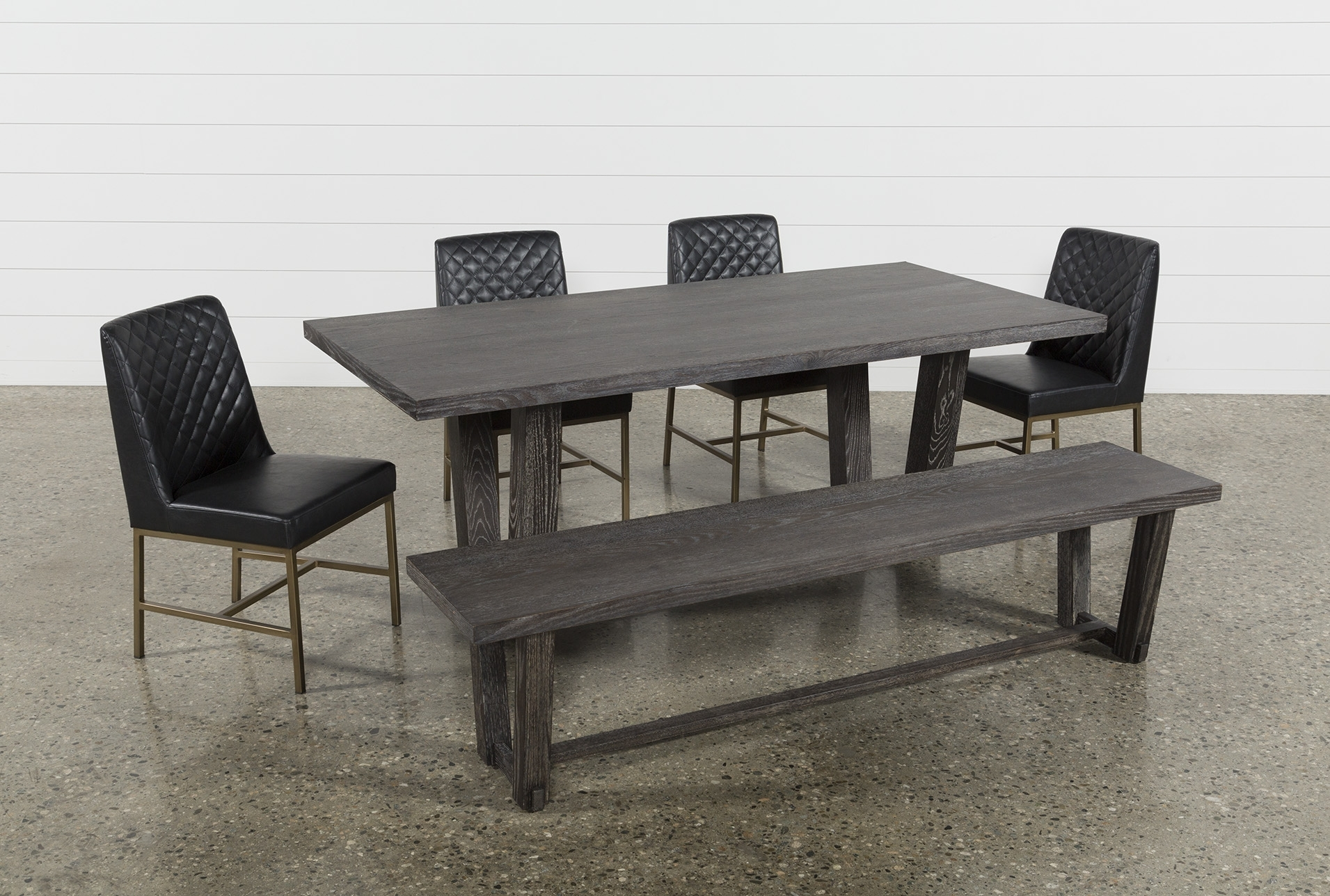 Featured Image of Bale 6 Piece Dining Sets With Dom Side Chairs