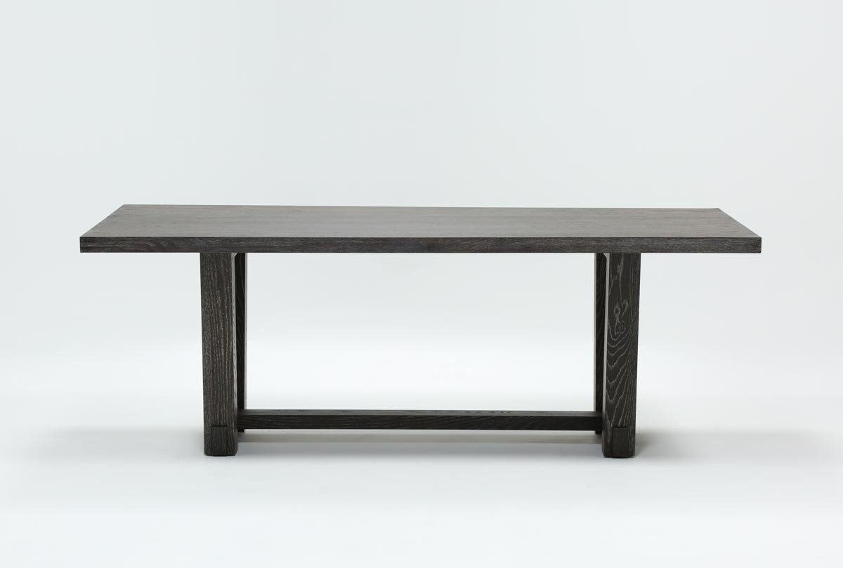 Bale Rustic Grey Dining Table | Living Spaces Inside Recent Bale 6 Piece Dining Sets With Dom Side Chairs (Image 9 of 20)