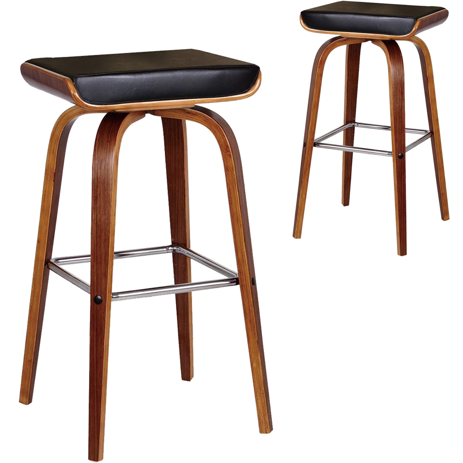 Bar Stools | Temple & Webster In Most Up To Date Rocco 8 Piece Extension Counter Sets (Image 4 of 20)