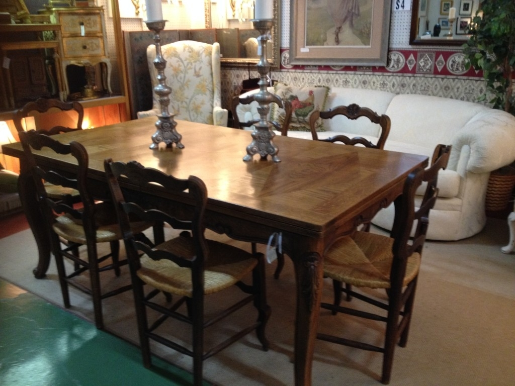 Be Prepared! Thanksgiving Is Coming! Intended For Newest Parquet 6 Piece Dining Sets (Image 4 of 20)