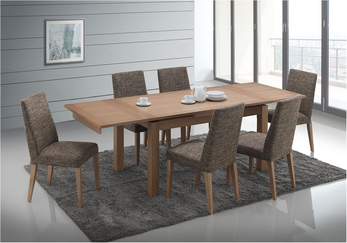 Beautifull – Round Extension Dining Table | Morrison6 Regarding Most Recently Released Chandler Extension Dining Tables (View 5 of 20)